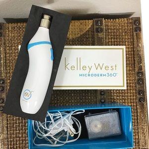 Kelley West Microdermabrasion 360 Tool